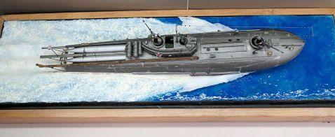 soviet motor torpedo boat