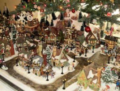 Dickens Christmas Village