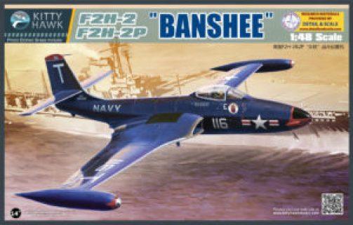 Kitty Hawk F2H-2/2P Banshee