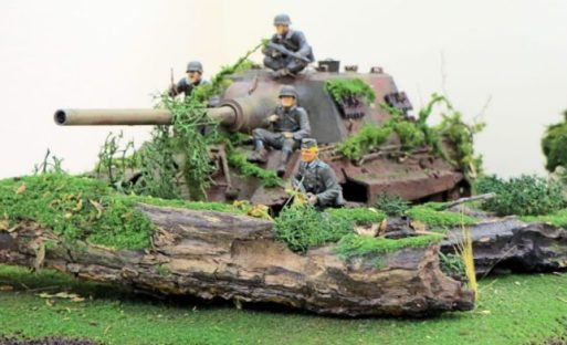 Jagdtiger Ambush