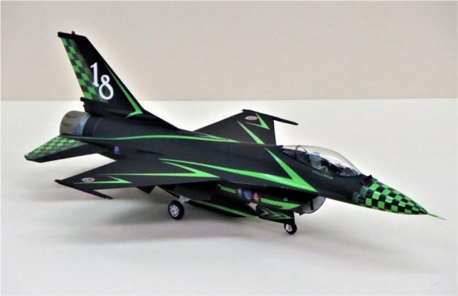 Italian F16 Hornet
