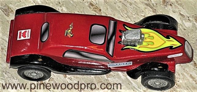 Build a Fast Pinewood Derby Car