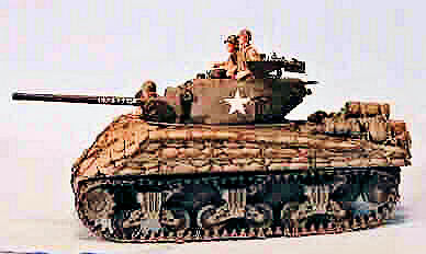 Building the M4A3 Sherman
