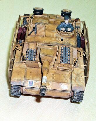 Sturmgeschütz Ausf. G