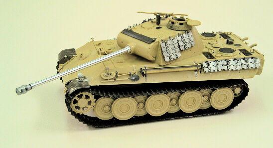 Steel Wheel Panther G