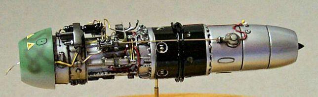 Axial Flow Turbojet