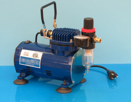 Airbrushes and Compressors