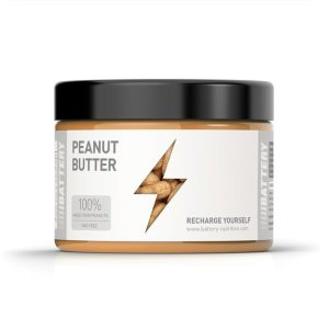 BATTERY PENAUT BUTTER, 500 G