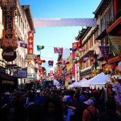 Harvest Moon Festival in Chinatown (SF)