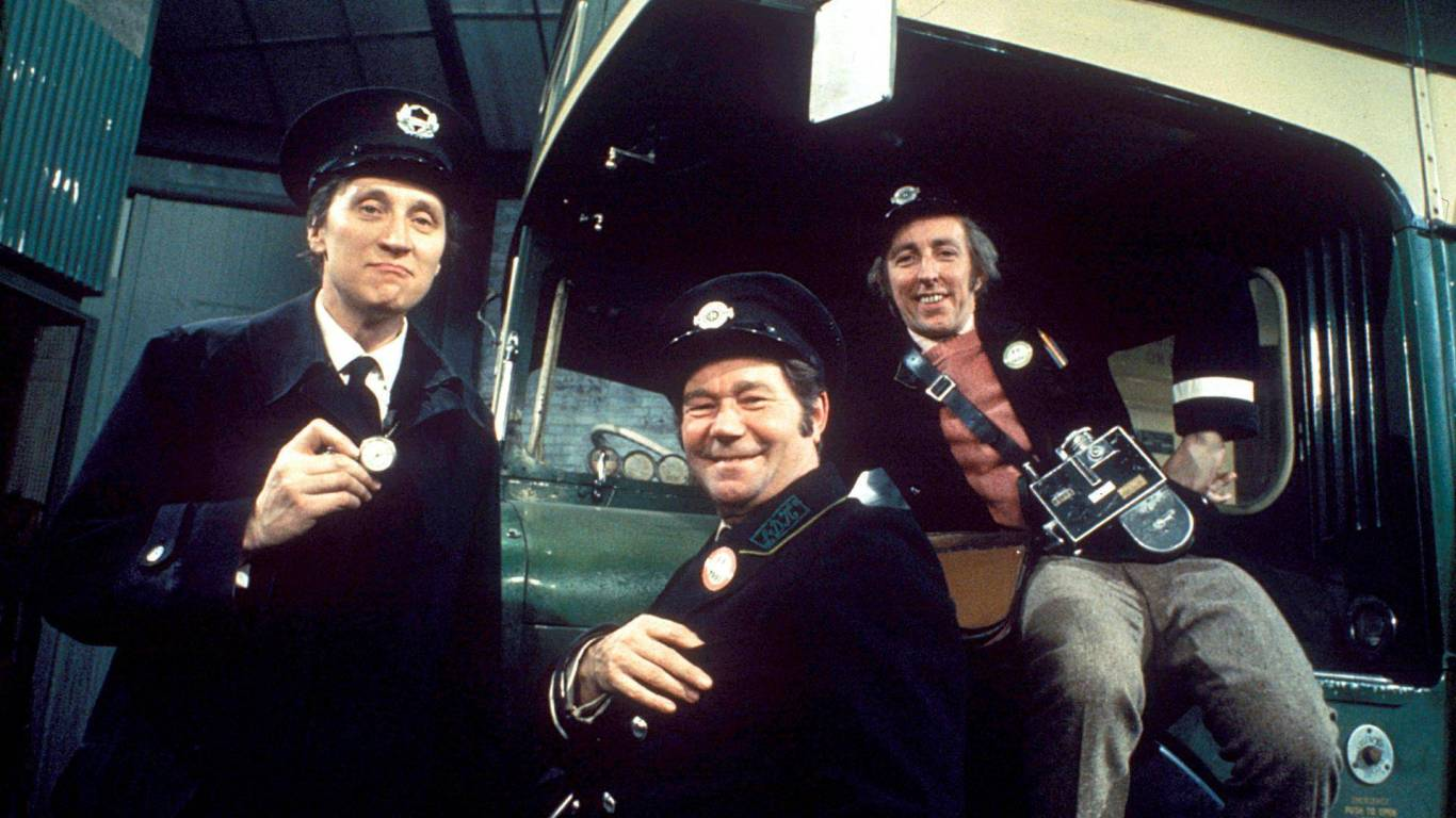 On the Buses  Watch episodes  ITV Hub