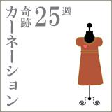 カーネーション25奇跡