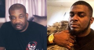 Kelly Hansome Insists Don Jazzy locked him up for doing a song cover
