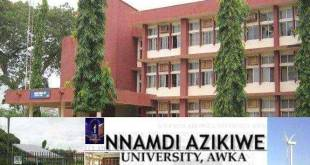 UNIZIK 2018/2019 Postgraduate Screening Date and Payment Procedure