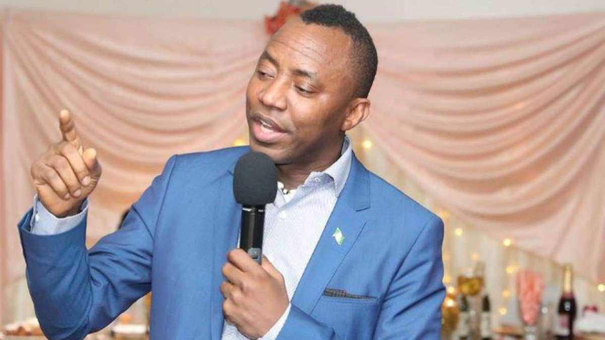 """""""Atiku is coming back to create a paradise for thieves"""" - Sowore"""