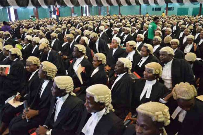 80 Lawyers Shortlisted For Senior Advocate of Nigeria Award