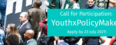 Photo of Youth Internet Governance Forum Call for Participation: YouthxPolicyMakers Program 2021
