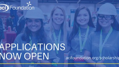 Photo of ACI Foundation Fellowships and Scholarships – $10,000 – $15,000 USD educational stipend