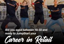 Photo of JumpStart Retail Frontline Programme 2021 for Unemployed South Africans