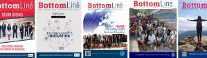 HU Bottom Line Magazine