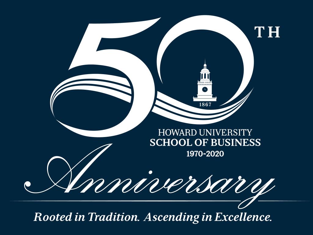 Howard University School of Business 50th Anniversary