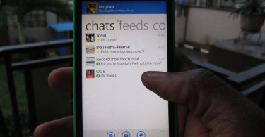 BBM beta for Windows Phone