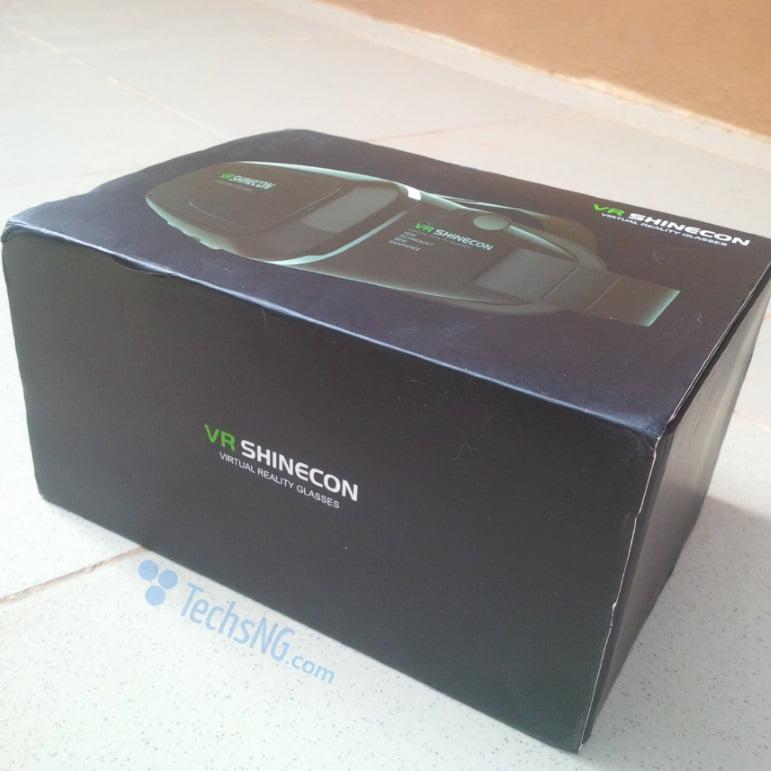 vr shinecon 3d glasses pack