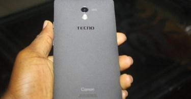 tecno camon c9 Speedtest using nTel 4G LTE network