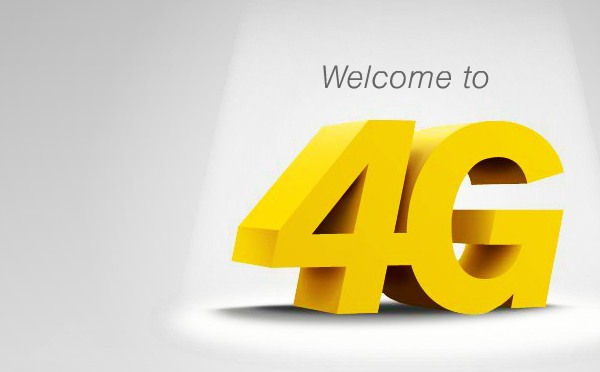 4G LTE network bands supported on android