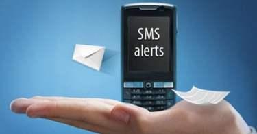 GTbank Account SMS alert
