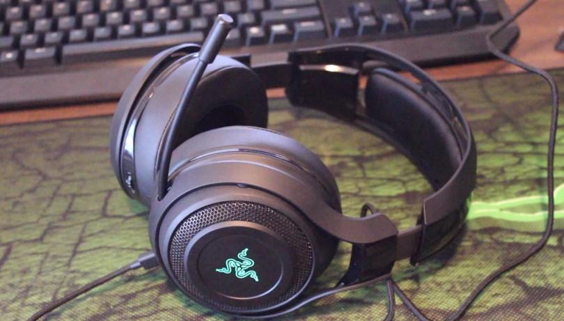 Razer ManO'War gaming headset