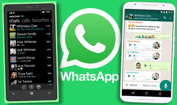 What is whatsapp messenger