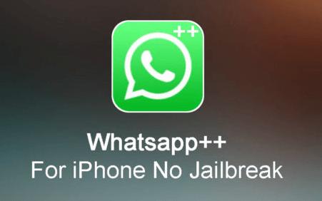 download whatsapp status on iPhone using Whatsapp++