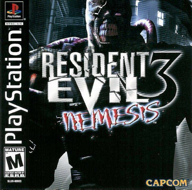 Resident Evil Nemesis PPSSPP android game in 2020
