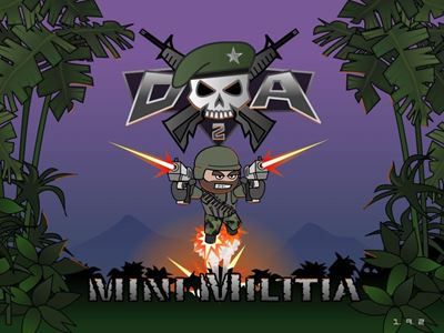 Mini Militia -Doodle Army 2 offline shooting game for android