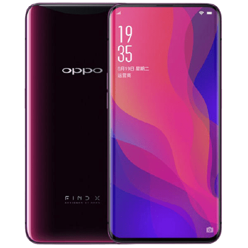 OPPO FIND X'S (93.8% Screen To Body Ratio)