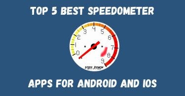 Best Speedometer app for android