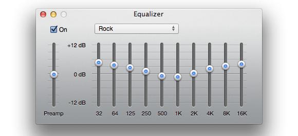 10 Band Equalizer App