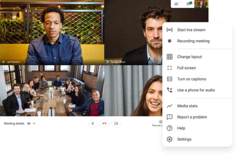 Complete Steps On How To Change Background In Google Meet
