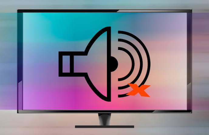 Fix No Sound Problem on TV