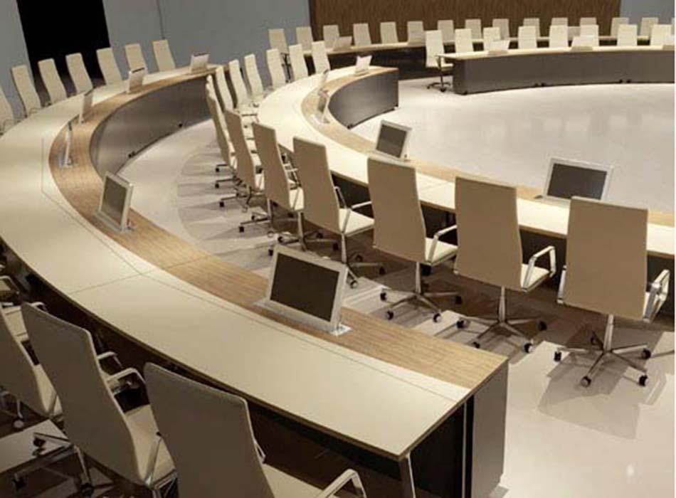 Equipamiento integrado Salas de Consejo