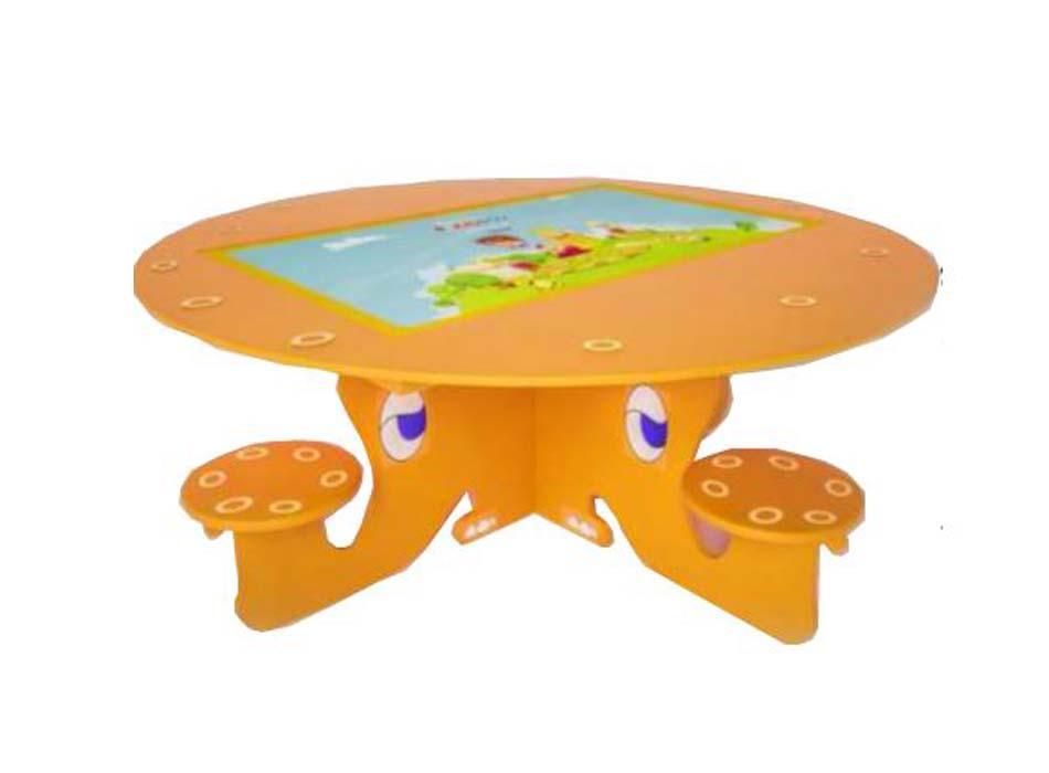 mesa tactil infantil