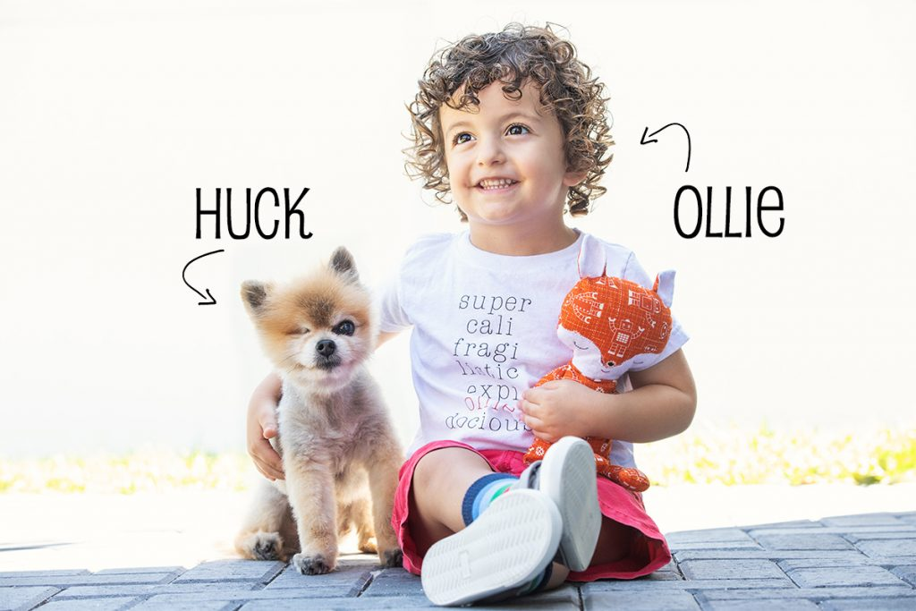 The OG Huck and Ollie.