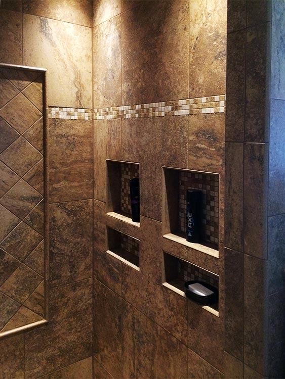Biloxi MS Custom Bathroom Remodel