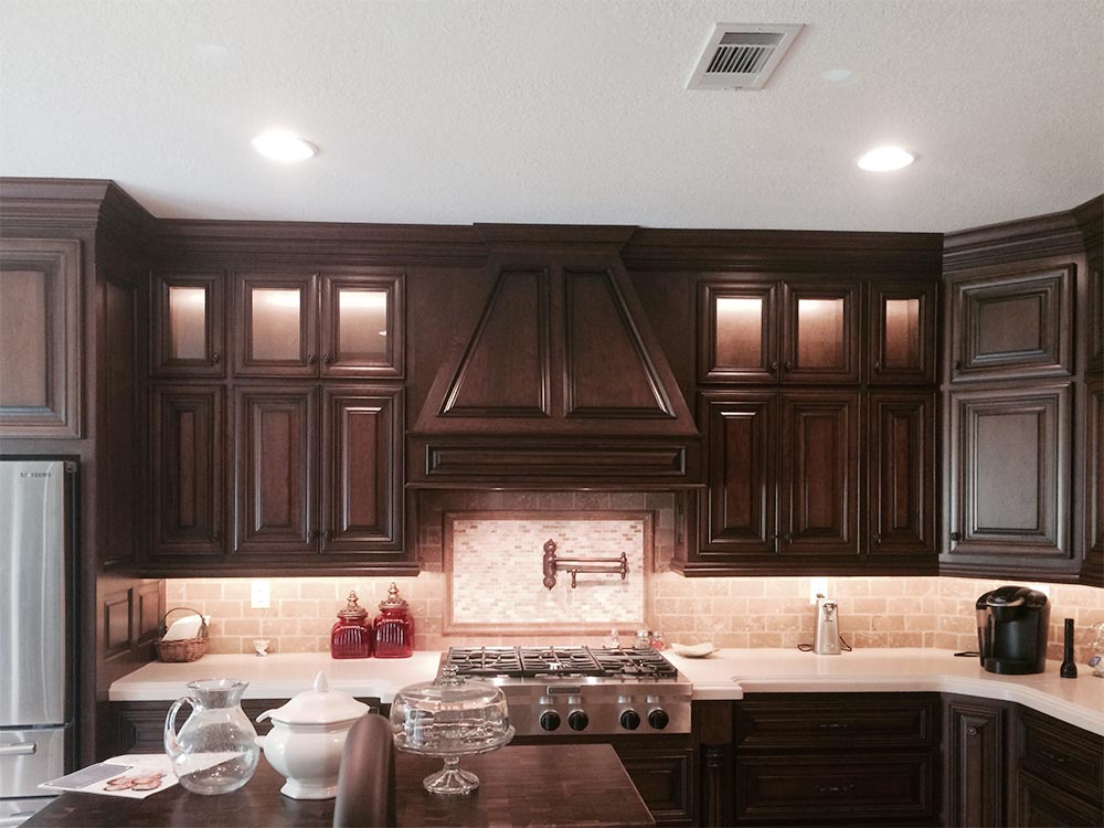 Custom Kitchen and Dining Room Design and Remodel