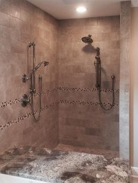 Custom Showers | Custom Shower Design and Construction