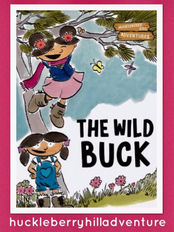 The Wild Buck Maxine Carlson