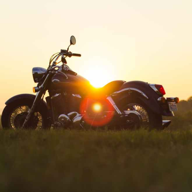 sunset-summer-motorcycle