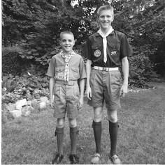 Hubbard scouts