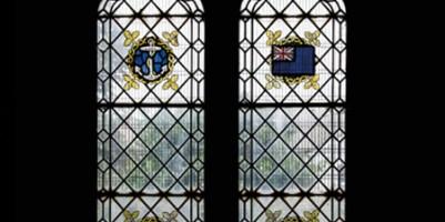 Alexander Gascoigne post WW1 Lady Chapel Boys Brigade memorial window.