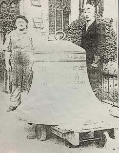 The Tenor bell, circa 1958